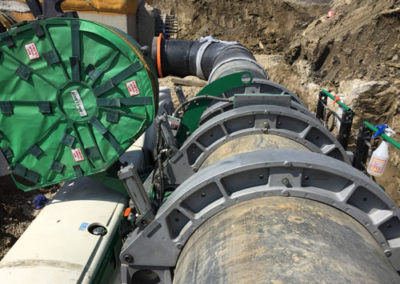 Pipe Fusion - Omni Directional Boring Canada - Directional Boring Services